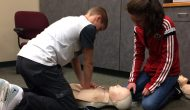 CPR, AED, and Basic First Aid Training Classes