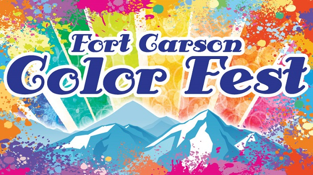 Fort Carson Color Fest & Creative Arts Festival