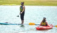 Near Drowning Prompts Call for Paddleboarders to Wear Life Vests