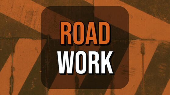 Road Closure on Caballero and Fortman Ave on November 16 - 23