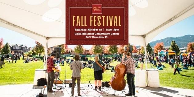 Fall Festival at Gold Hill Mesa