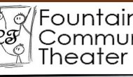 Fountain Community Theater Auditions