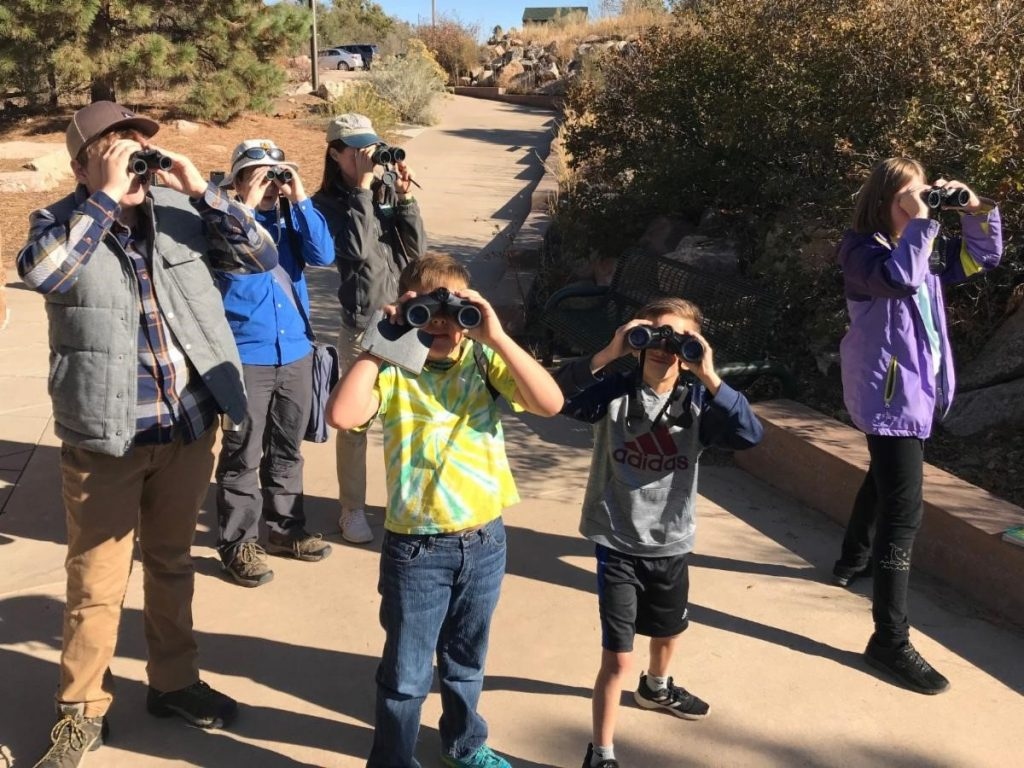 Jr. Bird Club at Fountain Creek Nature Center