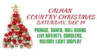 Calhan Country Christmas in December