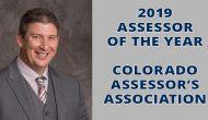 2019 Assessor of the Year Steve Schleiker