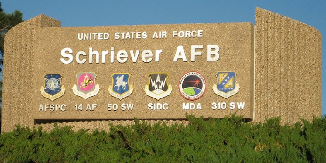 Schriever Conducts Training, Loud Noises Expected
