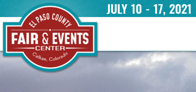 El Paso County Fair Starts July 9th